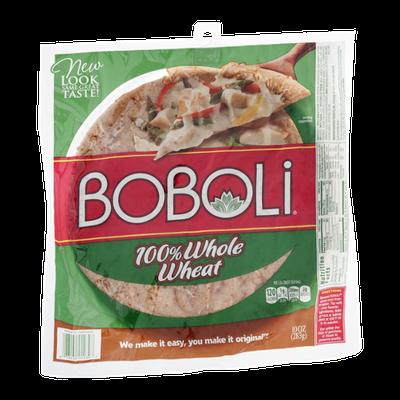 Boboli 100% Whole Wheat Pizza Crust