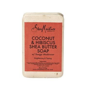 SheaMoisture Coconut & Hibiscus Shea Butter Soap