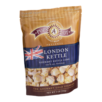 Popsalot Gourmet Kettle Corn London Kettle