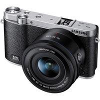 Samsung NX3000 Smart Wi-Fi Digital Camera with 16-50mm Lens & Flash (Black)