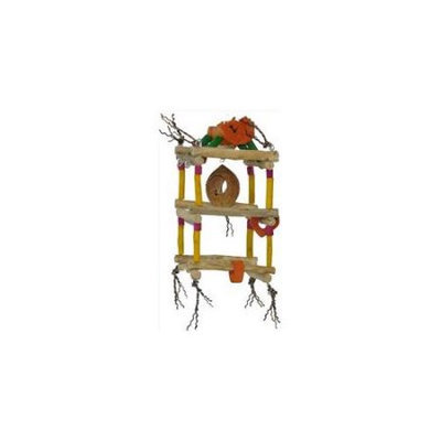 A & E Cage Co A & E Cage HB46527 Small Hanging Double Tower - 7.9