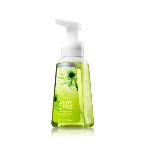 Bath & Body Works Gentle Foaming Hand Soap White Citrus