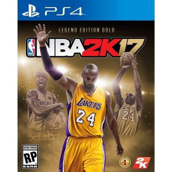 Take Two Interactive Sw Nba 2k17 Legend Edition Gold - Playstation 4