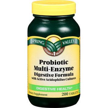 Spring Valley Multi-Enzyme Probiotic
