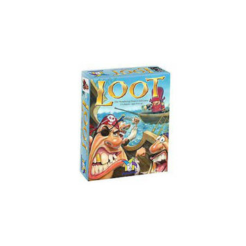 Gamewright GAMEWRIGHT, INC. Loot Card Game - GAMEWRIGHT, INC.