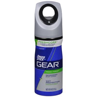 Speed Stick Gear Body Spray Fresh Force, Fresh Force