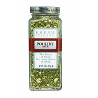 The Spice Hunter Fresh at Hand Poultry Mix, 0.97-Ounce Jar