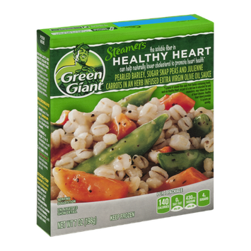 Green Giant Steamers Healthy Heart