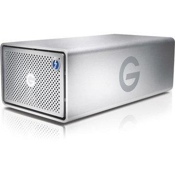 G-Technology 8TB G-RAID Removable Thunderbolt 2 USB 3.0 - Hardware RAID 2-Bay Storage Solution with Enterprise Class 7200RPM Hard Drives, Dual Thunderbolt 2 & Single USB 3.0