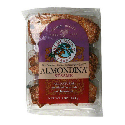 Almondina Sesame & Almond Biscuits