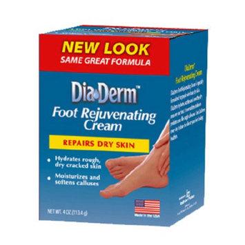 DiaDerm Foot Rejuvenating Cream, 4 oz