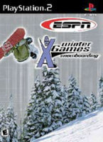 Konami ESPN X Games Snowboarding