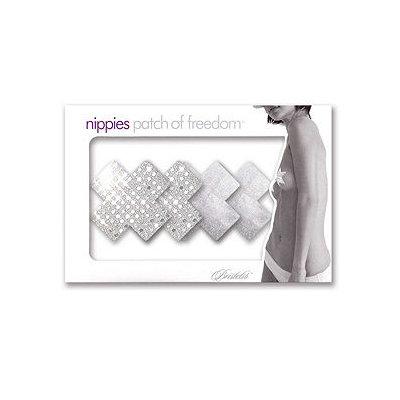 Bristols 6 Nippies Skin Studio Silver Cross