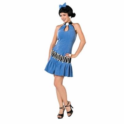 Rubie S Costume Co Rubie's Costume Co 21050 The Flintstones Betty Rubble Deluxe Adult Size Medium