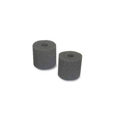 All Glass Aquarium Aqueon Corner Overflow Prefilter Sponge - 2 Pack