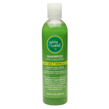 Gotcha Covered Shampoo for Children, 8.45 fl oz
