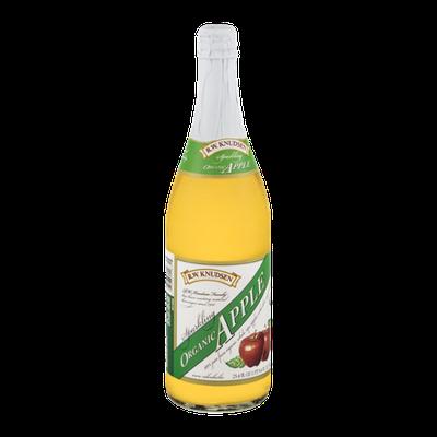 R.W. Knudsen Sparkling Organic Juice Non-Alcoholic Apple