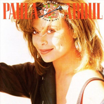 Virgin Paula Abdul ~ Forever Your Girl (used)