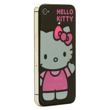 Hello Kitty Cell Phone Screen Protector for iPhone 4/4S - Multicolor