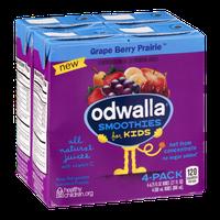 Odwalla® Grape Berry Prairie™ Smoothies for Kids