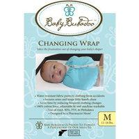 Baby Bubadoo Diaper Changing Wrap ~ Aqua