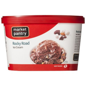 market pantry Market Pantry Rocky Road Ice Cream 1.5-qt.