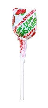 Dum Dum Lollipops, Watermelon, 1-Lb Tub