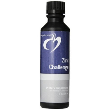 Designs for Health - Zinc Challenge 8oz Health and Beauty