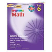 Spectrum Math, Grade 6