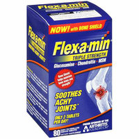 Flex-A-Min : Joint Soothing Tablets Triple Strength