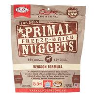 Primal Pet Foods Freeze-Dried Venison 5.5 oz