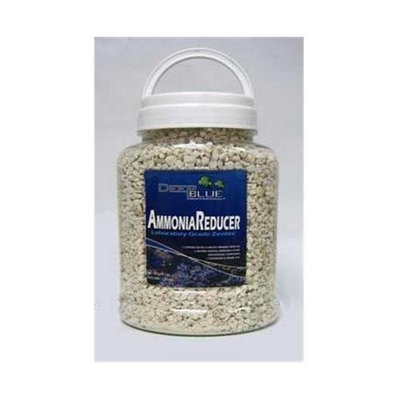 Mojetto Deep Blue Professional ADB41022 Ammonia Reducer in Jar with Media Bag, 58-Ounce