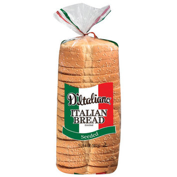 D'Italiano Seeded Italian Rolls, 20 oz