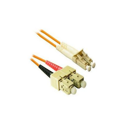 eNet Components - Network cable - LC multi-mode - LC multi-mode (M) - 33 ft - fiber optic