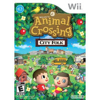 Animal Crossing: City Folk - Nintendo Wii [Standard]