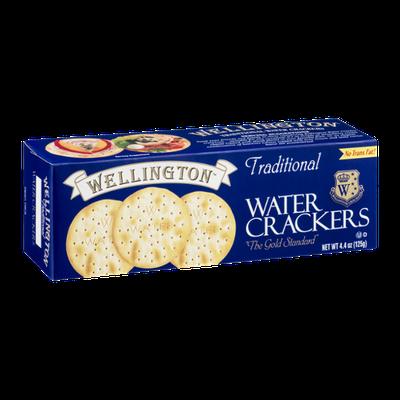 Wellington Water Crackers Traditional