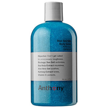 Anthony Blue Sea Kelp Body Scrub 12 oz
