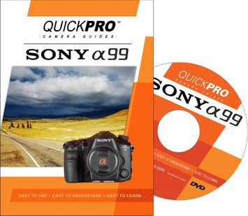 QuickPro Sony A99 Camera Guide
