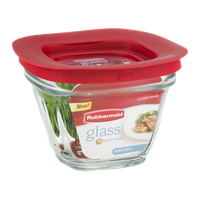 Rubbermaid Glass Easy Find Lids 1.5 Cup