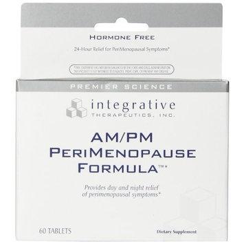 Integrative Therapeutic's Integrative Therapeutics Am/Pm PeriMenopause Formula, 60-Count
