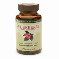 GNC Herbal Plus Elderberry