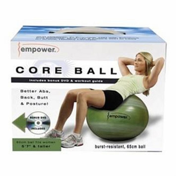 empower Core Ball with DVD