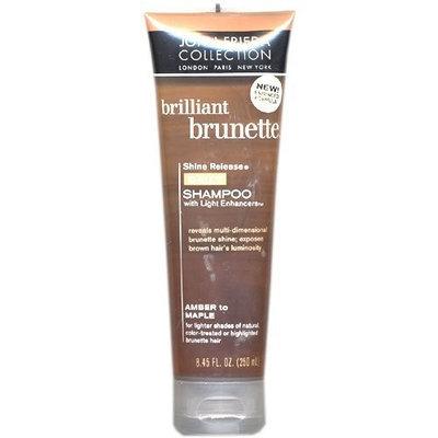 John Frieda® Brilliant Brunette Shine Release Shampoo by John Frieda for Unisex - 8.45 oz Shampoo