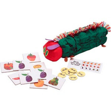 University Games The Very Hungry Caterpillar Match and Munch Game Ages 3+, 1 ea