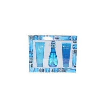 Cool Water Zino Davidoff 3 pcGift Set Women
