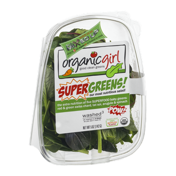 Organicgirl Supergreens!