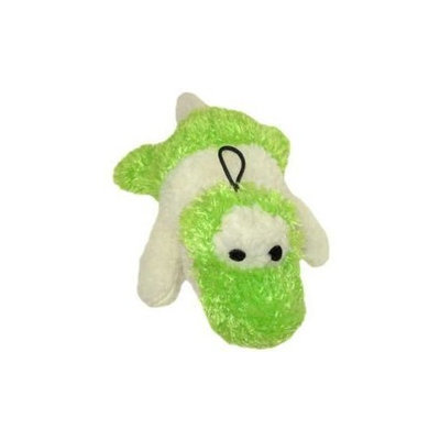 Votoys Vo-Toys Fancy Fleece Plush Crocodile 7in Dog Toy
