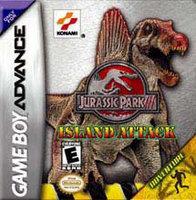 Konami Jurassic Park III: Island Attack