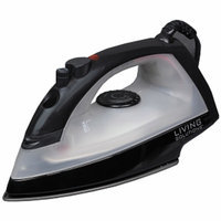 Living Solutions Nonstick Steam Iron