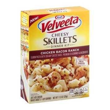 Kraft Dinners Skillets Chicken Bacon Ranch, 11.5 OZ (Pack of 6)